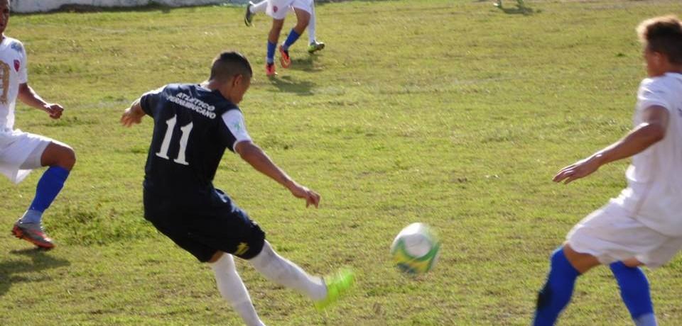 Atlético Pernambucano vence Jaguar pelo PE Sub-20