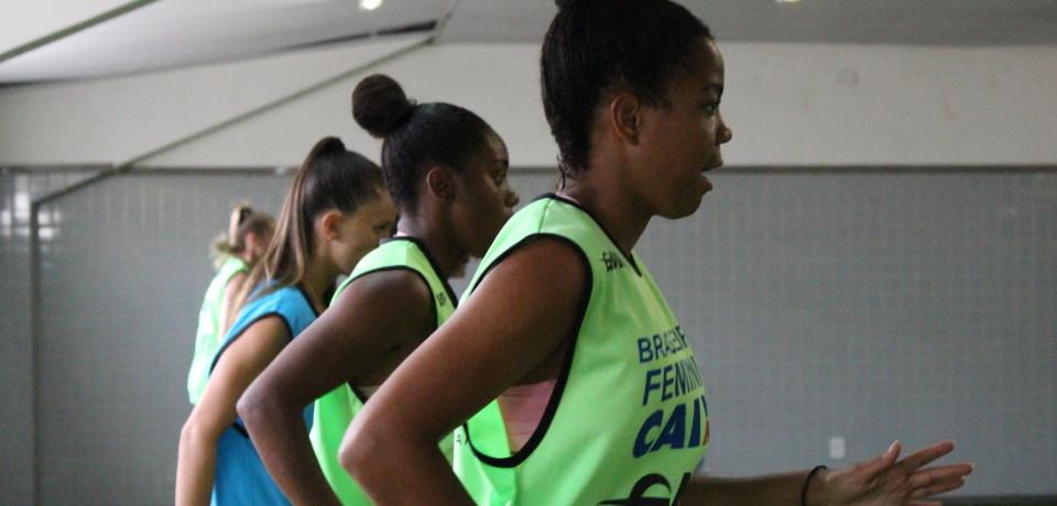 Seletiva para o time feminino do Vitória