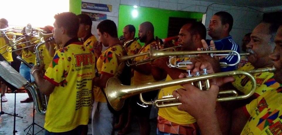 Já é Carnaval em Vitória de Santo Antão