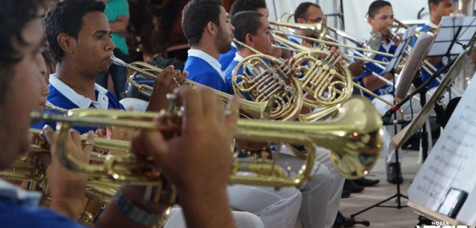 Matrículas no Centro de Música da Vitória seguem abertas até 29 de Janeiro