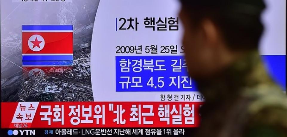 Coreia do Norte diz ter feito teste com bomba de hidrogênio bem-sucedido