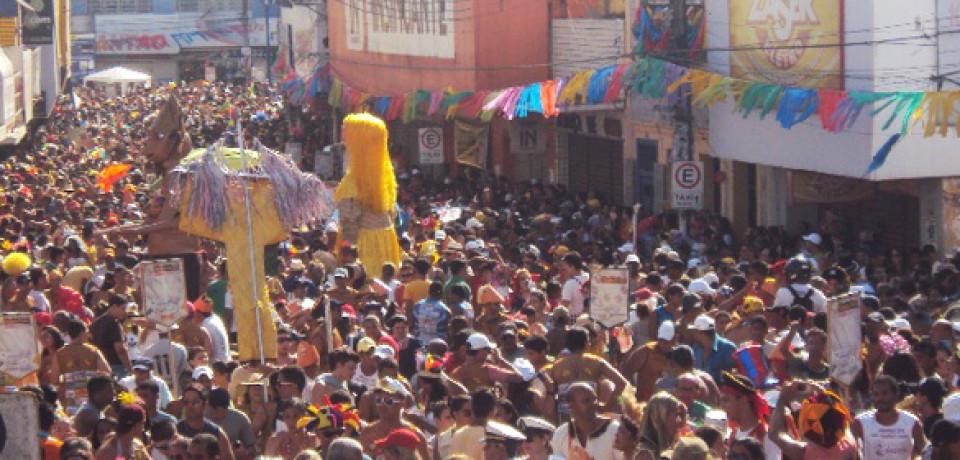 Confira a programação do Carnaval da Vitória de Santo Antão