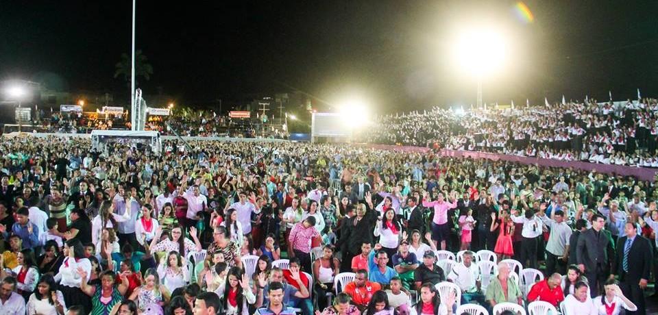 Assembleia de Deus em Vitória de Santo Antão realiza Encontro de Jovens