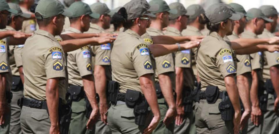 Governo de Pernambuco anuncia concurso para 1,5 mil policiais militares