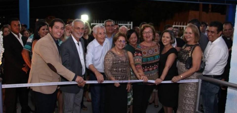 FACOL inaugura a CURES – Clínica Universitária de Reabilitação, Educação e Saúde