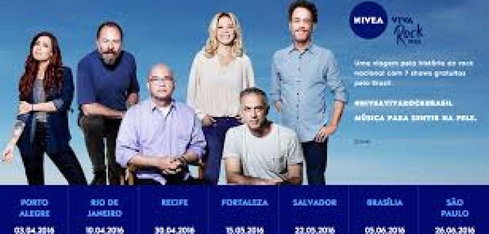 NIVEA promove show gratuito em Recife.