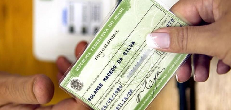 Eleitores têm até 4 de maio para transferência e regularização de título de eleitor