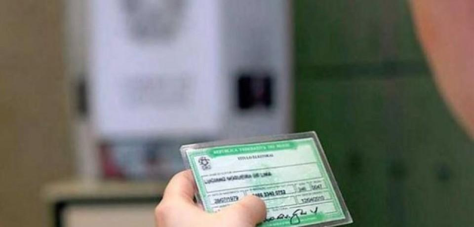 Saiba o que fazer caso tenha perdido o prazo para o cadastramento biométrico