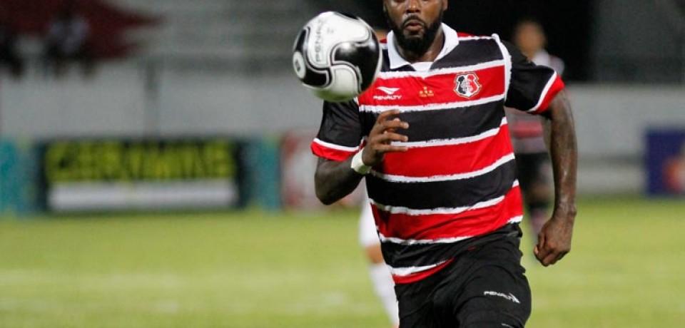 Ansioso por reestreia no Brasileiro, Grafite já estabeleceu meta de gols no campeonato