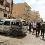 Carro-bomba mata seis soldados na fronteira síria