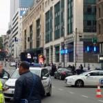 Centro comercial em Bruxelas evacuado após ameaça