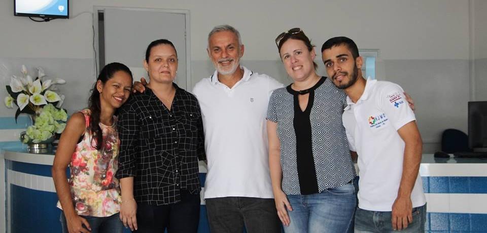 Diretora do Hospital João Murilo reafirma parceria com a FACOL