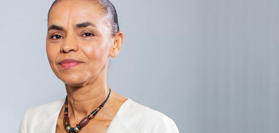 Marina Silva volta a pedir novas eleições presidenciais durante discurso em SP