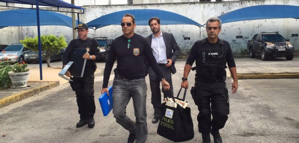Polícia Federal de Pernambuco conclui mais uma fase da Operação Lava-Jato