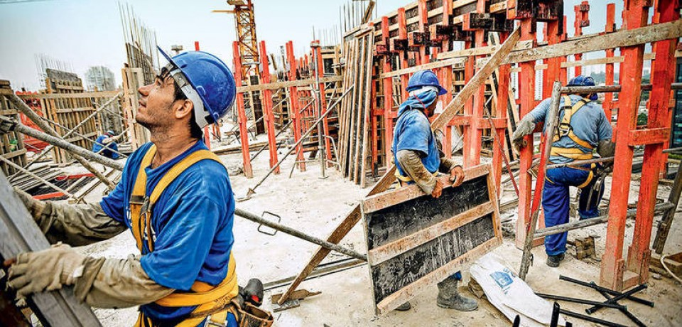 Vendas de material de construção crescem 5% em junho