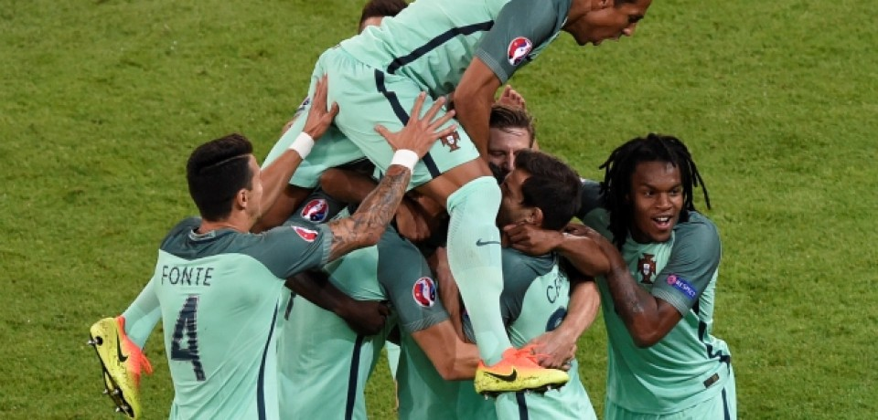 CR7 iguala recorde de Platini e coloca Portugal na final da Euro