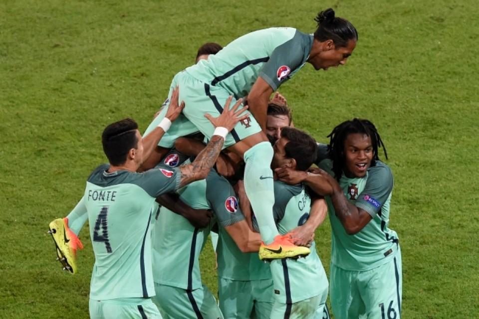 CR7 iguala recorde de Platini e coloca Portugal na final da Euro