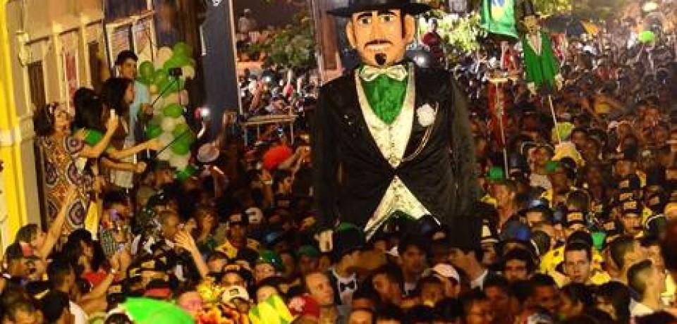 Sede do Homem da Meia-Noite ficará aberta ao público até o Carnaval