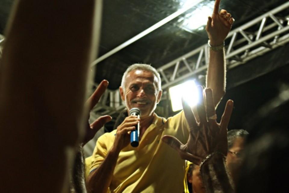 Paulo Roberto terá quase a metade do tempo do guia eleitoral