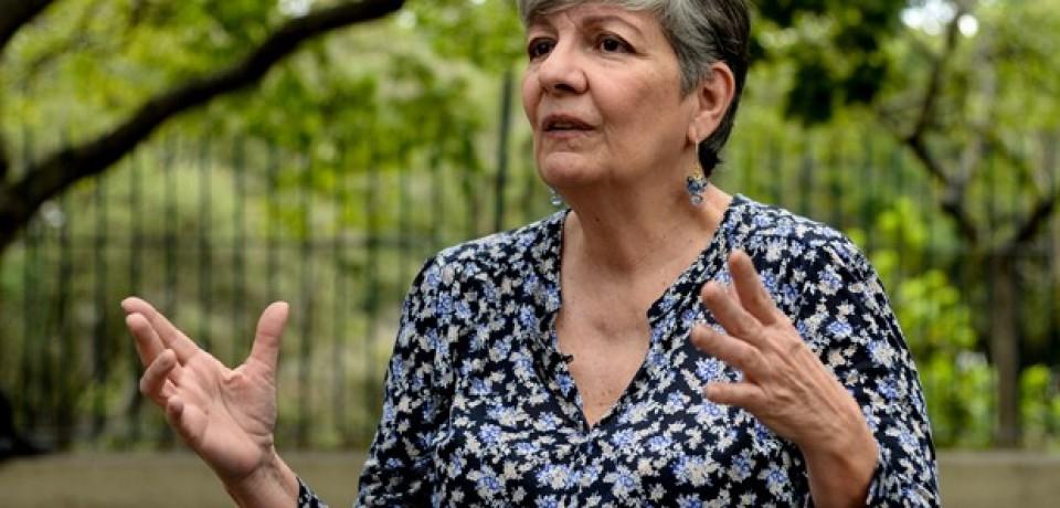 Ex-ministra chavista diz que Maduro deu as costas para a realidade