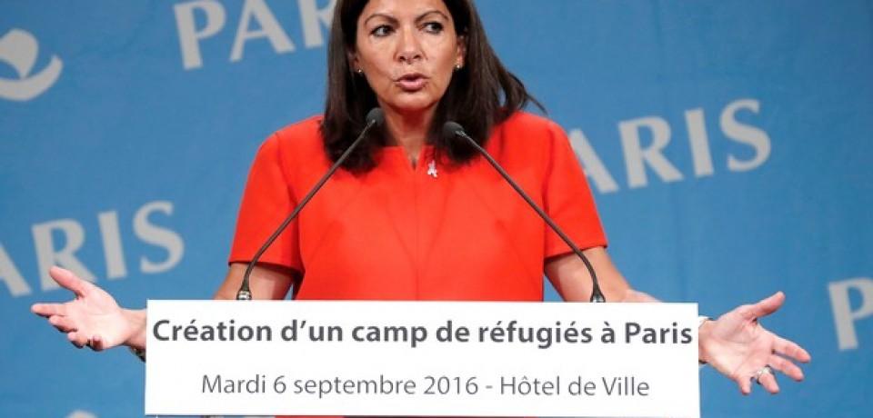 Paris abrirá primeiro centro para refugiados em outubro