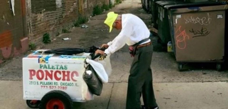 A comovente história do idoso vendedor de picolés que ganhou mais de R$ 800 mil após campanha online