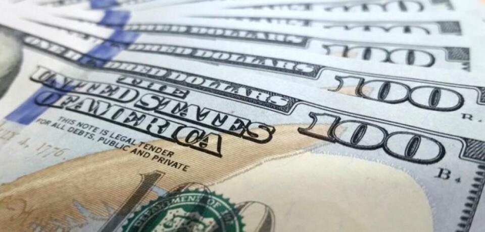 Dólar começa a semana em queda, abaixo de R$ 3,20