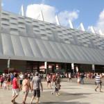 Arena de Pernambuco vira palco de concurso de bandas amadoras