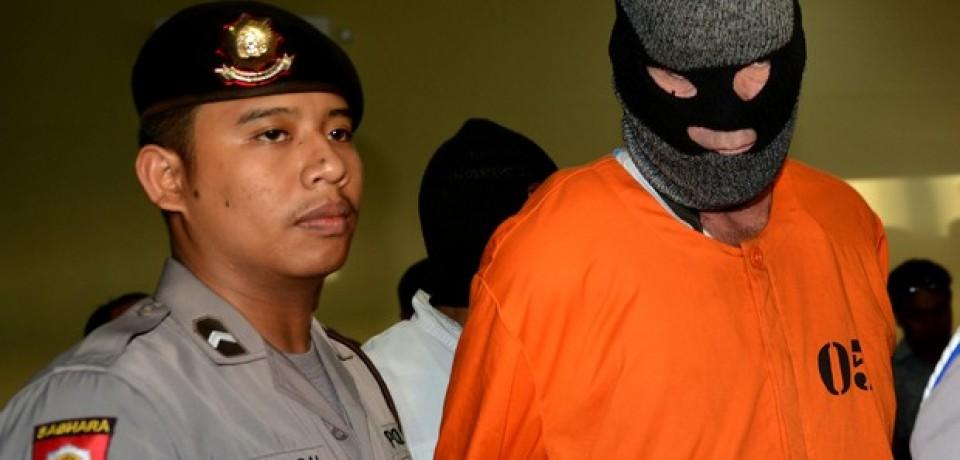 Jornalista britânico é preso por posse de haxixe na Indonésia