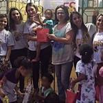 Mãe de Carlinhos celebra Dia das Crianças em abrigo no Recife
