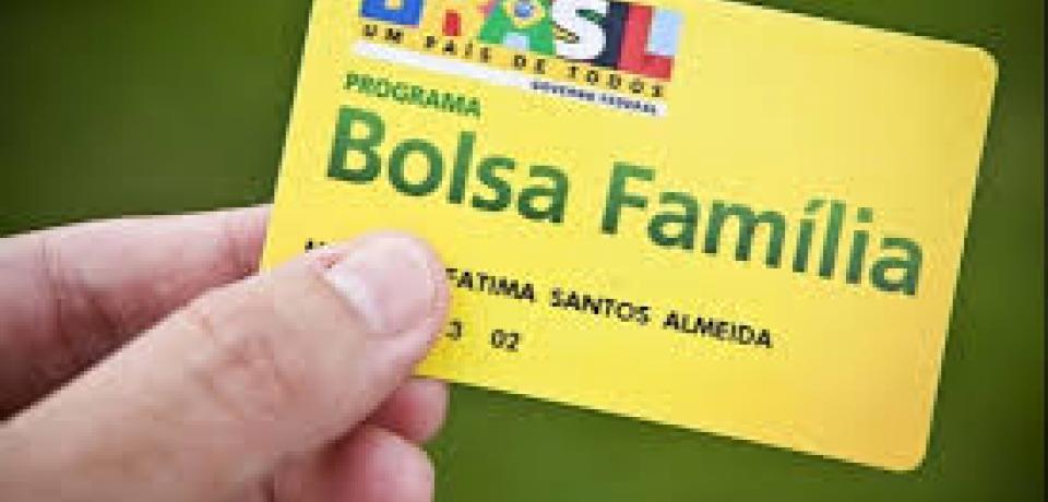 Ministério aponta 1,1 milhão de irregularidades no Bolsa Família