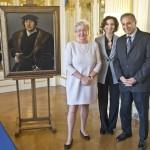 Família judia recupera na França quadro roubado por nazistas na 2ª Guerra