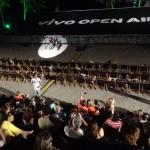 Festival de cinema ao ar livre exibe clássicos e pré-estreias no Recife